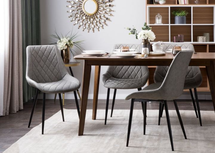 To Clean Your Leather Dining Chairs, Dining Room Chairs With Arms